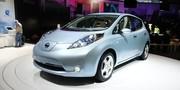 Nissan Leaf : à partir de 24 000 euros au Japon