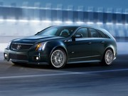 Salon de New York : Cadillac CTS-V Sport Wagon