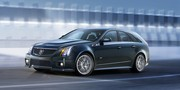 Salon de New York : Cadillac CTS-V SW