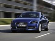 Restylage imminent pour les Audi TT coupé et roadster
