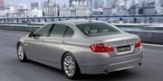 BMW Série 5 longue : réservée à la Chine