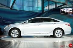 Hyundai dévoile sa Sonata hybride
