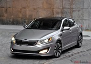 Kia Optima, changement de cap