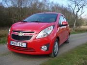 Essai Chevrolet Spark GPLi : Solution anti-crise
