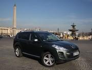 Essai Peugeot 4007 2.2 HDi DCS 6 : C'est dans la boîte, automatiquement