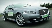 """Jaguar XJ """"Limo-Green"""" : Du vert anglais au vert """"écolo"""""""