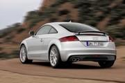 Nouveau Audi TT 2010 : 11 ch et 12 LED !