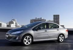 Lancement commercial de la Peugeot 408 en Chine