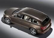 Nouveau Audi Q7 : un peu plus raisonnable