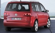 Volkswagen Touran 2010 : photos officielles du restylage