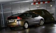 Essai Honda Insight : Perte de vue