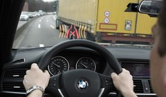 BMW Narrow-passage Assistance