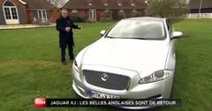Emission Turbo : Jaguar XJ, Dacia Sandero GPL, Loëb