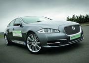 Une Jaguar XJ hybride à l'étude