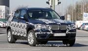 BMW X3 2010 : Effeuillage printanier