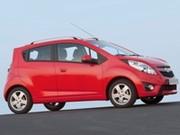 La Chevrolet Spark passe à l'électrique... en Inde