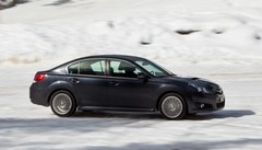 Essai Subaru Legacy 2.5GT : Plus que jamais, une berline sécurisante