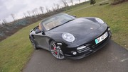 Essai Porsche 911 Turbo Cabriolet PDK