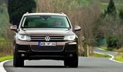 Essai Volkswagen Touareg Hybrid : Première étape