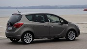 Premier essai Opel Meriva : Bienvenue à bord