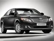 La Toyota Camry hybride arrive en Chine