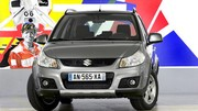 Nouveauté : Suzuki SX4 restylé