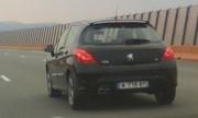 Peugeot 308 GTI : Carrière sportive tardive
