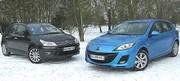 Essai Citroën C4 1.6 HDi 110 ch vs Mazda 3 1.6 MZ-CD 109 ch : Un cœur, deux ambiances