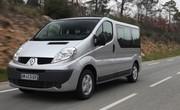 Nouveau Renault Trafic : gamme et tarifs