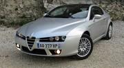 Essai Alfa Romeo Brera 2.0 JTDM 170
