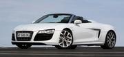 Essai Audi R8 V10 Spyder : V10 en liberté