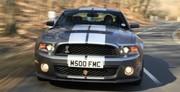 Essai Ford Shelby GT500 : Un mythe bien fondé