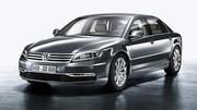 VW Phaeton : Le paquebot continue sa croisière !