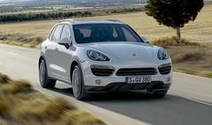 Essai Porsche Cayenne S Hybrid : Piments électriques