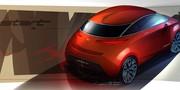 Pékin 2010 : Ford Start Concept