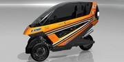 K-Way Motus : le tricycle urbain du futur