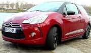 Essai vidéo : Citroën DS3