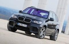 Essai BMW X5 M : Plus rapide que son ombre