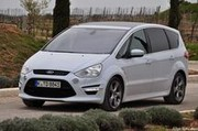 Essai Ford S-Max restylé : profondes modifications