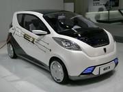 Roewe E1, la Bluecar chinoise sortira en 2012