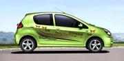 Geely fait le plein de modèles hybrides et électriques
