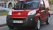 Sécurité : le Citroën Nemo sur le toit !