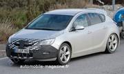 Opel Astra GSI : Quasi officielle