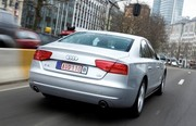 Essai Audi A8 4.2 TDI : tradition d'excellence
