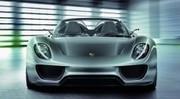Porsche 918 Spyder : la prochaine Supercar ?