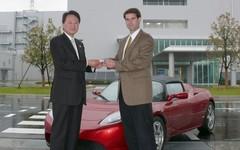 Tesla reçoit les nouvelles batteries Panasonic