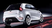 MG Zero : compacte à cinq portes dessiné en Angleterre