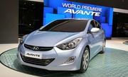 Hyundai Avante (Elantra)