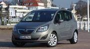 Essai Opel Meriva 2 : la star s'embourgeoise