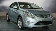 Salon Pékin 2010 : Hyundai Accent / Verna